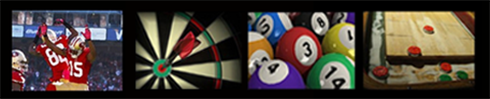 HD Screens, Darts, Pool, Shuffleboard